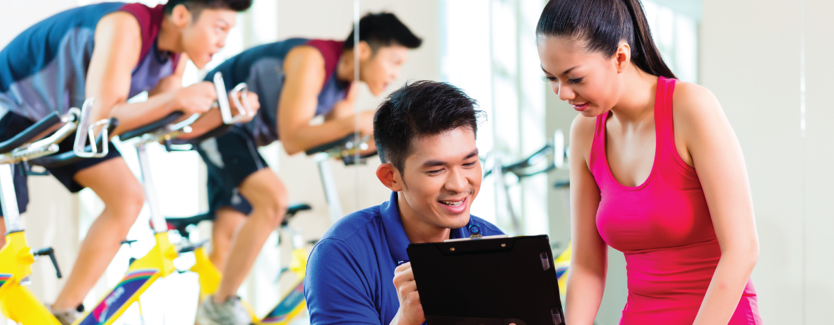 Personal trainer courses from KR Fitness Education
