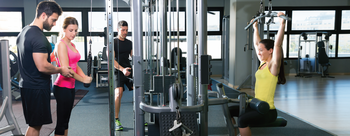 Level 2 Fitness Instructor courses from KR Fitness Education