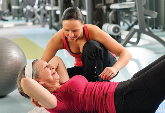 Become a personal trainer with KR Fitness Education