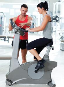 gym based fitness instructor