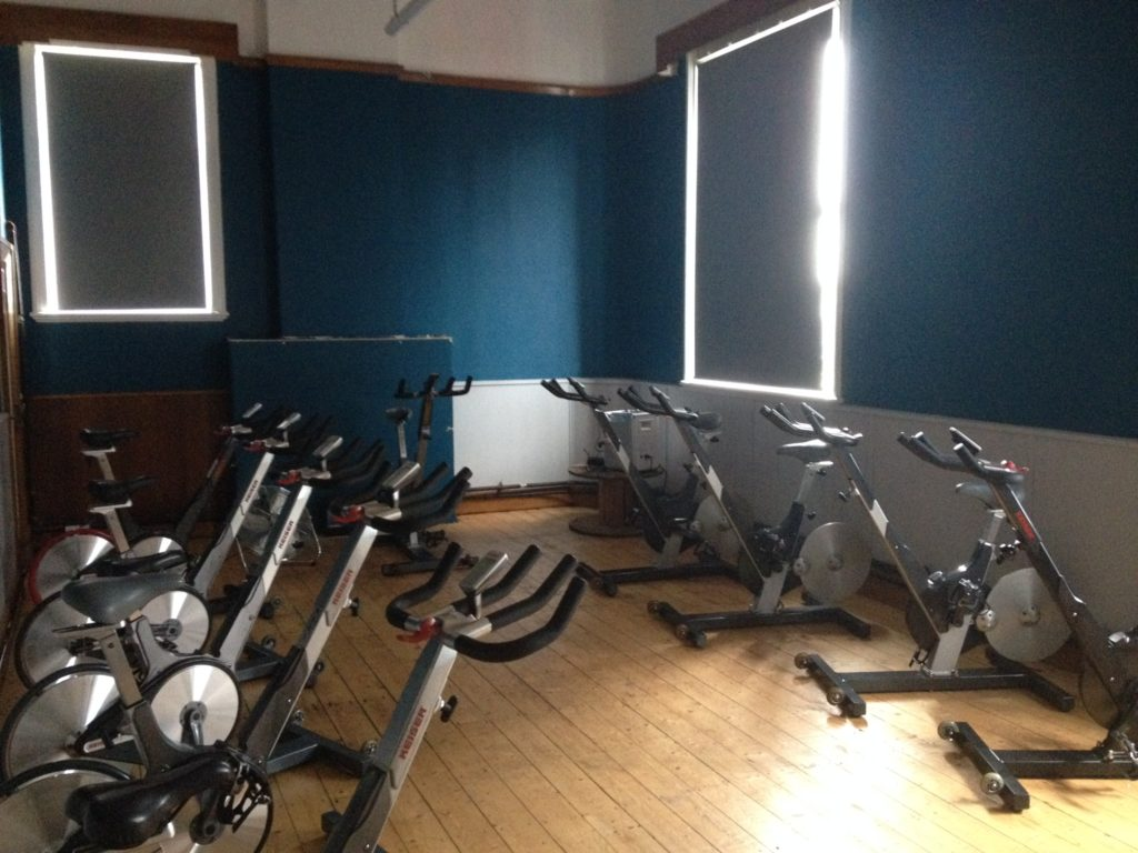 Fit Bodies spin studio